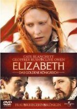 ELIZABETH: DAS GOLDENE KÖNIGREICH (Cate Blanchett) + Booklet!
