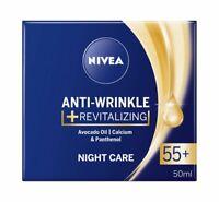 Nivea Anti-rughe + Rivitalizzante Notte Cura 55 + 50ML