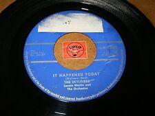 THE SKYLINERS - IT HAPPENED TODAY - LONELY WAY /  LISTEN - TEEN  DOO WOP POPCORN