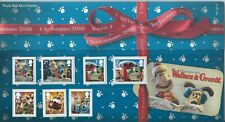 GB Presentation Pack PP448 Christmas Wallace & Gromit 2010