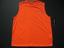 RALPH LAUREN POLO SPORT Men's Orange Performance Jersey Tank XXL