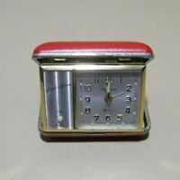Reloj Despertador de Viaje petaca Tokyo Clock vintage Marcha con algunas faltas