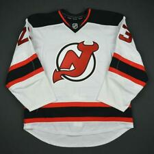 2016-17 Brian Gibbons New Jersey Devils Game Used Worn Reebok Hockey Jersey!
