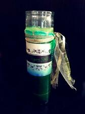 Candle Money Spell Intention Magick Handmade Altar Metaphysical Goddess Wicca