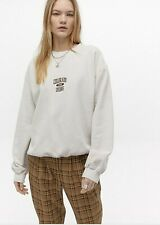 Urban Outfitters Creme Colorado Springs Sweatshirt Jumper BNWT Size Xs RRP £42