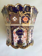Royal Crown Derby Vase in the 1128 Imari pattern
