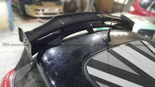 Pop 07-13 FRP Fiber Glass DUAG Style Rear Roof Spoiler For Mini Cooper S R56