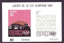 90% OFF SCOTT! MEXICO SOUVENIR SHEET LOT: #1008a (10) SCV $250