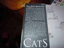 The Big Book of Cats by J C Suares Hardcover Book 2004