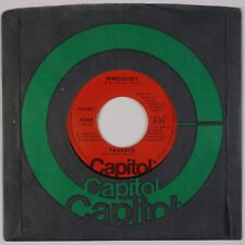 TAVARES: Whodunit / Fool of the Year CAPITOL 70s Soul Stock 45 NM-
