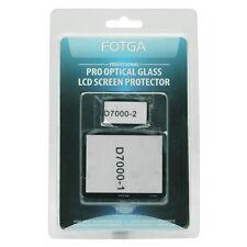 FOTGA PRO Optical Glass LCD Screen Protector For Nikon D7000 DSLR Main +Info LCD