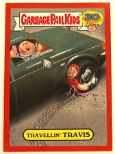 Garbage Pail Kids 2015 Series 2 30th 6a Travellin' Travis Zoom-Out RED NrMt-Mint