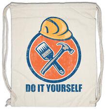 Handyman Do It Yourself Turnbeutel Heimwerker Handwerker Handwerk Hammer