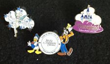 Disney Disneyland Trading Pins Where Dreams Come True, Year Of a Million Dreams