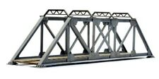 Dapol OO Gauge Girder Bridge Unpainted Plastic Kit C003