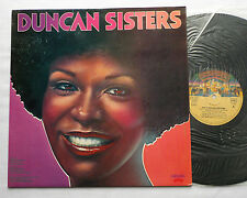 "DUNCAN SISTERS "" S/T "" FRENCH ORIG LP CASABLANCA 571058 (1979) Soul Disco funk"