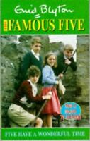 Blyton, Enid, Five Have A Wonderful Time: Book 11 (Famous Five), Very Good, Pape