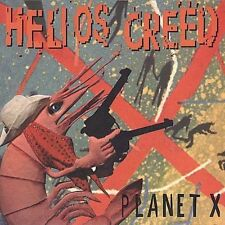 """""""Planet X"""" by Helios Creed (CD 10 Tracks, Amphetamine Reptile Records 1994)"""