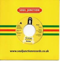 McARTHUR It's So Real /I'll Never Trust Love Again NEW 70s SOUL 45 SOUL JUNCTION