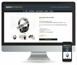 ARY eBay Template HTML Auktionsvorlage JTL eazyAuction