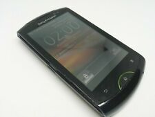 SONY ERICSSON LIVE WITH WALCKMAN WT19i BLACK MOBILE PHONE UNLOCKED