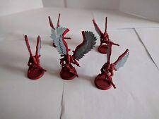 Warhammer 40k 5 Halcones Eldar / 5 Vyper Eldar