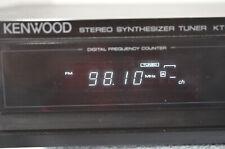 Kenwood Kt-57 stereo tuner- see details below.