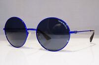 EMPORIO ARMANI Mens Womens Designer Sunglasses Blue Round EA 9633 LAGKU 20599