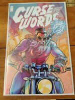 Curse Words #1 Cover A 1st Print NM* Key Comic. Show upcoming. Free Shipping!