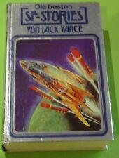 DIE BESTEN SF - STORIES VON JACK VANCE / MÖWIG VERLAG 1979 - SILBERBAND