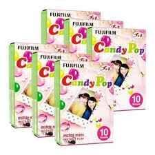 Fujifilm 6 Films Instantanée Instax Mini Candy Pop 60 Photo