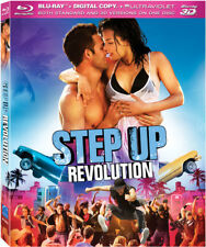 Step Up Revolution [New Blu-ray 3D] With DVD, UV/HD Digital Copy, Widescreen,