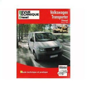 Revue Technique Diesel pour VW Transporter T4 et T5