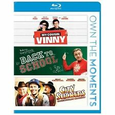 My Cousin Vinny  Back to School  City Blu-ray
