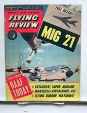 April 1961 ROYAL AIR FORCE FLYING REVIEW Magazine