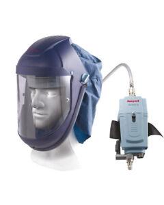 Honeywell AIRVISOR2 Supplied Air Respirator - Waist Belt, Filter & Regulator