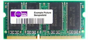 64MB Samsung PC100 Sdram 100MHz CL2 so-Dimm KMM464S824CT1-FL IBM 20L0264 20L0254