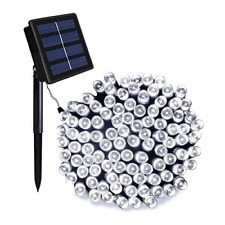 ORA 100 LED Solar Powered String Lights with Automatic Sensor 55 ft