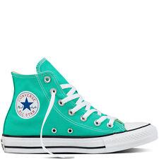 Converse Unisex Shoes Chuck Taylor All Star Sneaker Hi Menta (green) EUR 42 5