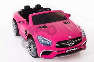 Kids New Licensed Mercedes Benz SL65 AMG 12V Battery Electric Ride on Car Toy