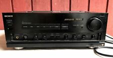 SONY TA-F808ES INTEGRATED STEREO AMPLIFIER