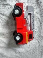 Corgi Plastic Fire Engine China Ladder Missing?? Only One On eBay