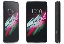 "ALCATEL ONE TOUCH IDOL 3 BRAND NEW  5.5"" 16GB  4G - DARK GREY - UNLOCKED GENUINE"
