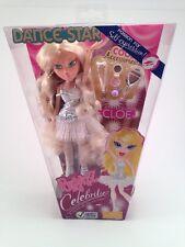"Bratz Celebritiez Celebrities Dance Star Cloe 10"" Fashion Doll"