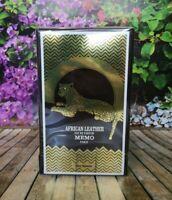 Memo Paris African Leather Eau De Parfum 2.53 Oz 75 Ml Spray New In Box Sale