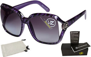VON ZIPPER DHARMA SUNGLASSES SAFARI PURPLE