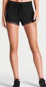 Victoria Secret's Women's Sport Fleece Drawstring Hot Short In Size XS