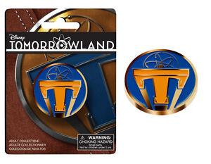 Funko Disney Tomorrowland Movie 1964 Prop Replica Collectible Pin 2 5758