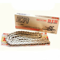 CATENA TRASMISSIONE DID 520 ERT2 G&G 120 MAGLIE GOLD MOTOCROSS ENDURO OFF-ROAD