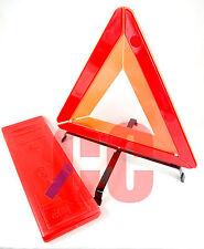 Advertencia El triángulo de seguridad de emergencia Rojo Reflectante coche desglose de la UE de viaje + Funda